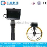 GT-21D Endoscope video camera borescope endoscope inspection camera tool flexible video, recording video tool endoscope