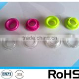transparent plastic curtain ring plastic curtain eyelets