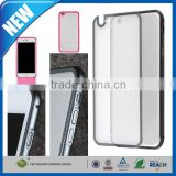 C&T Ultra-Thin Aluminum Metal Bumper Case Gorilla Glass Back Cover For Iphone 6