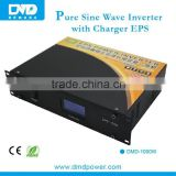 Portable mini ups 220v 12v dc/ 1000w pure sine wave inverter with charger