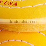 Wholesale Yellow polishing buff wheel Cloth Buff of jewelry tools