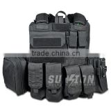 Tactical bulletproof ballistic vest/NIJ body armor