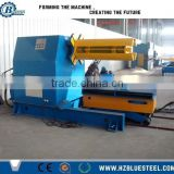 Color Steel Coil Hydraulic Automatic Decoiler Machine, Hydraulic Uncoiler, Coiling Decoiling Machine
