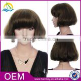 High density full lace wholesale price american style wig 2016