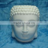 Buddha shape tea light burner