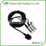 Composite Cable Lead RCA AV HD TV Adaptor cable For SONY PSP GO Game Console 2M RCA Cable