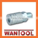 1/4 body USA industrial (Milton)Type steel MALE Coupler air quick coupler/adapter made in taizhou