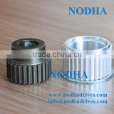 Aluminum timing belt pulley HTD5M