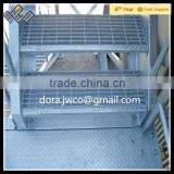 galvanized outdoor residential steel stairs