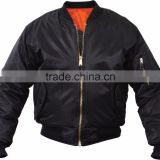 High Quality Bomber Jacket - Wholesale custom classicical nylon man winter bomber jacket