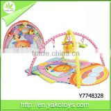 new style baby cotton blanket baby play mat children play mat 0-3 years old