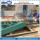 Diesel engine circular sawmill wood processing machinery