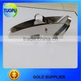 Stainless steel mirror polish bow roller with nylon wheel, anchor bow roller with nylon wheel