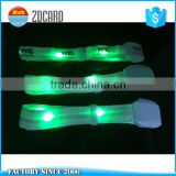 disco & concert Event & Party remote controlled RFID flashing LED wristbands