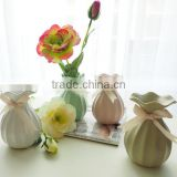 Creative Ceramic Flower Vase,Decorative Table Top Centerpiece - Exquisite Home Decor Gifts