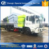 China CLW5160XS3 street vacuum cleaning sweeping truck road sweeper
