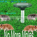 Economical Solar Powered Sonic Mouse Mice Mole Mover Rodent Repeller Garden Helper Solar Pest Control