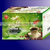 Green Tea Coffee instant coffee 100% natural 50g/box