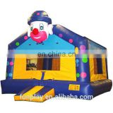 HI Newest best selling 0.55mm PVC commercial inflatable bouncy castle,dolls pop jumping house