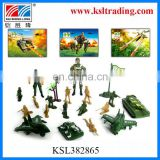 hot sale kids mini plastic military toy for funny
