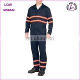 workwear safety hi vis orange reflective uniform reflective workwear