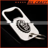 Customized high quality flag shaped belt buckle bottle opener