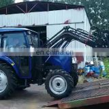 80HP Farm Tractor with implements