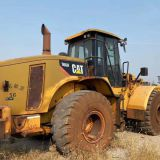 Original Japan Used Caterpillar 966H Wheel Loader In Excellent Condition