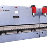 CNC Tandem Press brake with PLC controller
