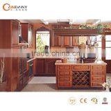 Hot Sale Classical Solid wood kitchen cabinets,blum kitchen accessories