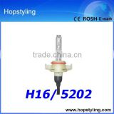 2014 Hottest High Quality H16,5202 Auto HID xenon bulbs/HID bulbs
