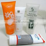 cosmetic rubber bath tube,50mm body lotion tube