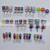 Top Quality Promotion Custom plastic Keychain,Cheap Custom Keychain,led keychain flashlight