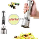 Battery Operated Electric Pepper Mill Grinder                                                                         Quality Choice
