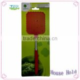 High Quality Stainless Steel Pole Plastic Telescoping Fly Swatter