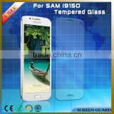 Dropshipping for Samsung galaxy I9150 0.15/0.2/0.33/0.4mm Anti-shock Tempered Glass Cover Guards