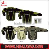 cycle jersey new design paintball jersey sublimated paintball suits