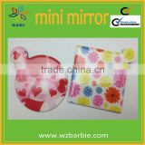 mini heart design mirrors