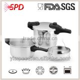 22CM pressure cooker china4+7L