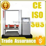 Digital Carton Box Compression Tester / Compression Testing Machine Price                                                                         Quality Choice