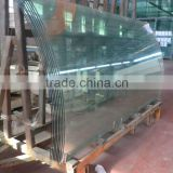 Customed shape float hot bending glass(Alibaba Supplier Assessment&Onsite checked factory) (CE, AS/NZS2208, ISO9001)