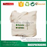 100% cotton customized logo canvas tote bags bulk for picnic