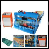 glazed roof tile forming machine for sale ,metal roof tile making machine for sale                                                                         Quality Choice