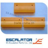 17T Escalator orange Comb Plate S655B6 for Hyundai Escalator Parts