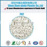 White Color high impact engineering plastic raw material PBT , pbt plastic resin PBT granule price