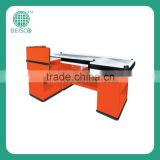 Best selling /supermarket cash counter /supermarket cashier checkout counter /supermarket cashier desk