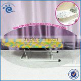 Wood Ironing Board China Wholesale Hot61.6*30.2*17.7CM Twill Cloth Covered Table Ironing Board Small