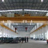 QD type 16/3.2~20/5 tons double beam bridge crane