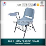 cheap school classroom furniture lecture school chair training chair with writing pad SJ3303                                                                         Quality Choice