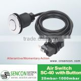 SC-40A/SC-40M,SC-11F/G air switch ,ari button, foot pedal, air acuator ,wastwaste disposer air switch